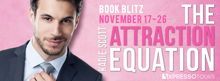 {Excerpt+Giveaway} The Attraction Equation by Kadie Scott
