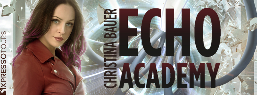 ECHO Academy by Christina Bauer [Giveaway]