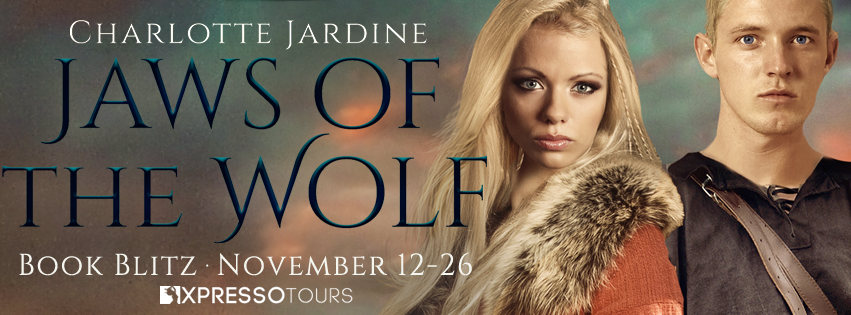 book tour jaws of the wolf by charlotte jardine excerpt sample and gift card giveaway contest