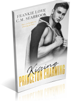 Blitz Sign-Up: Kissing Princeton Charming by Frankie Love and C.M. Seabrook
