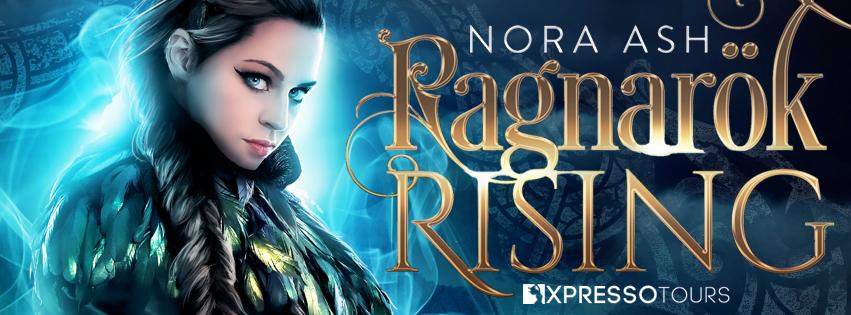 Cover Reveal: Ragnarök Rising by Nora Ash