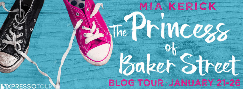The Princess of Baker Street Tour by Mia Kerick [Excerpt + Giveaway]