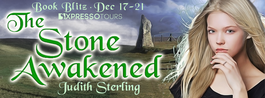 The Stone Awakened by Judith Sterling [Excerpt]
