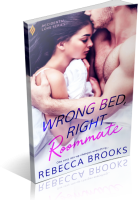 Tour: Wrong Bed, Right Roommate by Rebecca Brooks