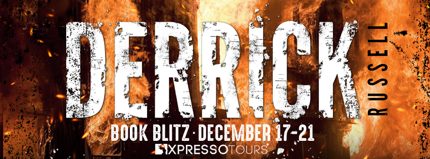 Derrick by Russell [Excerpt + Giveaway]