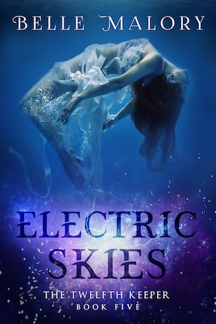 Electric Skies by Belle Malory [Book Blitz]