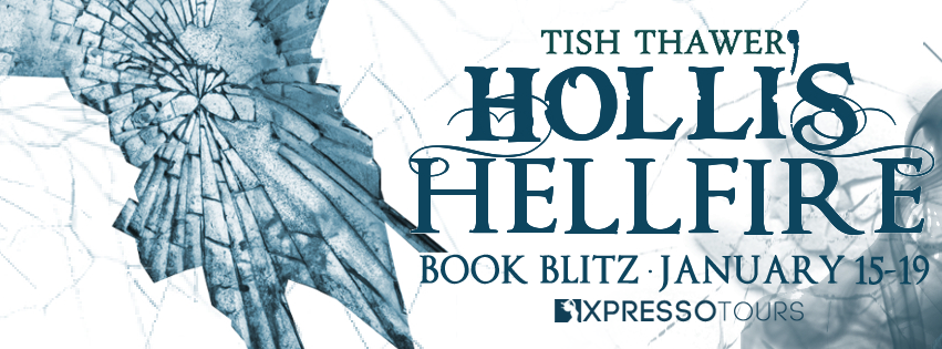 {Series Giveaway} Holli's Hellfire by Tish Thawer