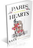 Review Opportunity: Paris Mends Broken Hearts by Kaya Quinsey