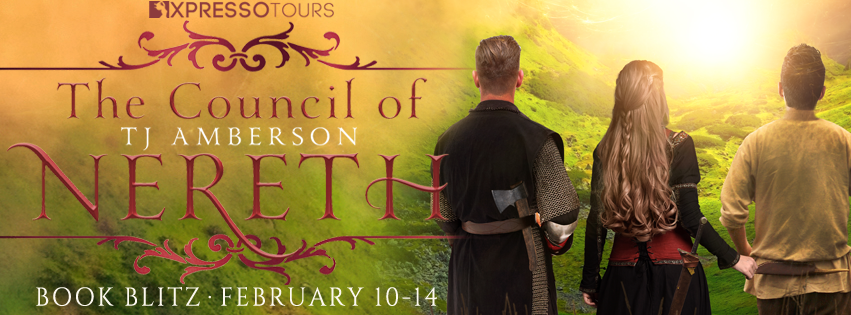 {Excerpt+Giveaway} The Council of Nereth by T.J. Amberson