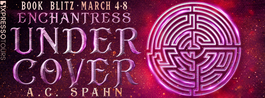 {Interview+Giveaway} Enchantress Undercover by A.C. Spahn