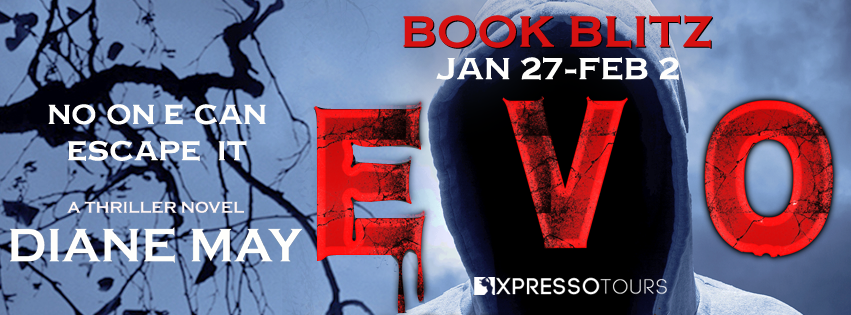 {Guest Post+Giveaway} EVO by Diane May