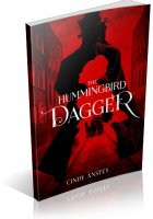 Tour: The Hummingbird Dagger by Cindy Anstey