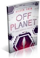 Tour: Off Planet by Aileen Erin