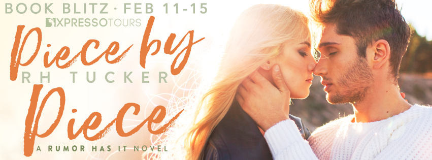 {Playlist+Excerpt+Giveaway} Piece by Piece by R.H. Tucker