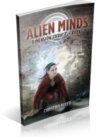 Blitz Sign-Up: Alien Minds by Christina Bauer