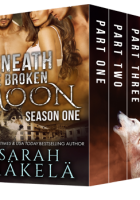Blitz Sign-Up: Beneath the Broken Moon: Season One by Sarah Mäkelä