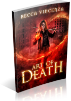 Tour: Art of Death by Becca Vincenza