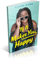 Tour: If It Makes You Happy by Claire Kann