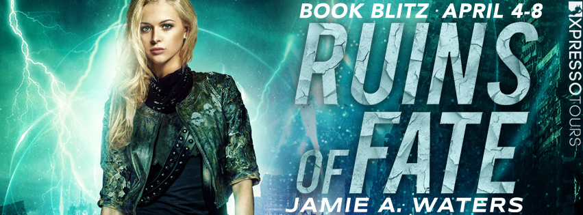 {Excerpt+Giveaway} Ruins of Fate by Jamie A. Waters