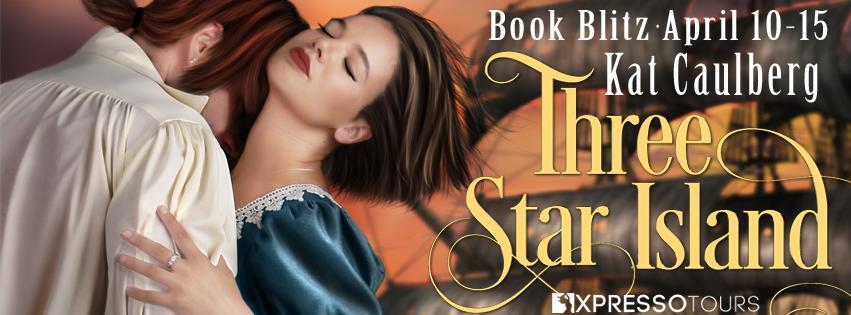Book Blitz: Three Star Island by Kat Caulberg + Giveaway (INTL)