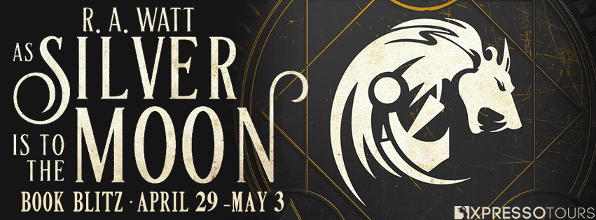 {Excerpt+Giveaway} As Silver Is to the Moon by R. A. Watt