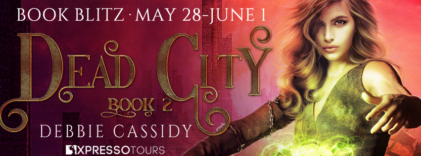 Blitz + #Giveaway: Dead City by Debbie Cassidy