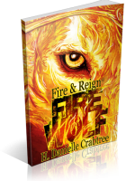Blitz Sign-Up: Fire Wolf by H. Danielle Crabtree
