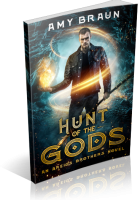 Tour: Hunt of the Gods by Amy Braun