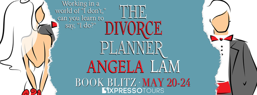 {Interview+Giveaway} The Divorce Planner by Angela Lam