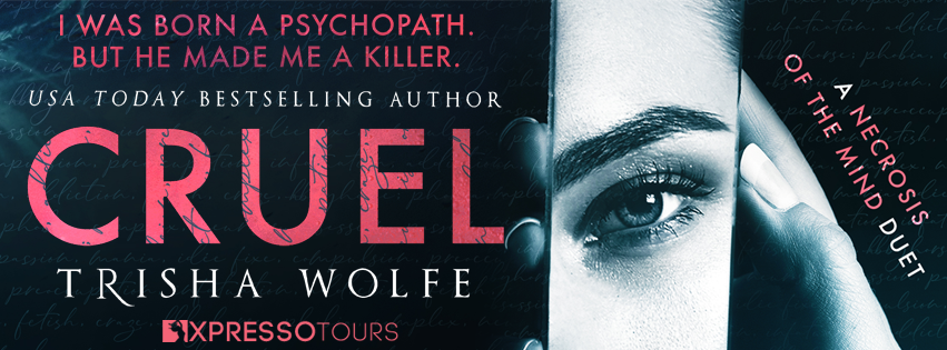 Cover Reveal: Cruel by Trisha Wolfe