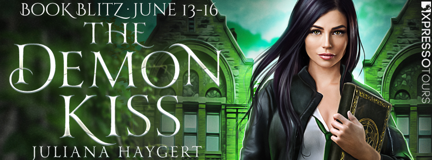 Book Blitz: The Demon Kiss by Juliana Haygert – Sophril Reads