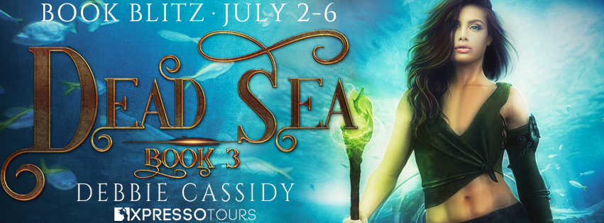 {Giveaway} Dead Sea by Debbie Cassidy