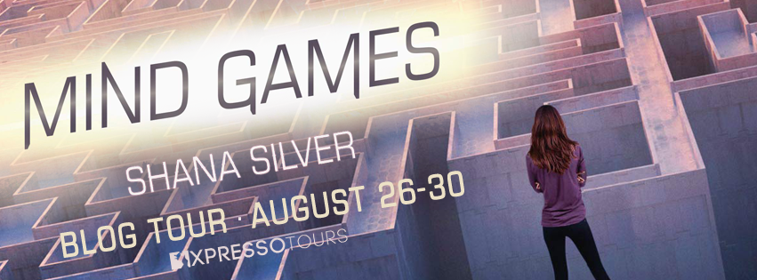 Blog Tour & Giveaway: Mind Games by Shana Silver