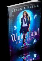 Blitz Sign-Up: Wonderland Academy: Book One by Melanie Karsak