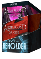 Blitz Sign-Up: Angelbound and Beholder Special Edition Box Set by Christina Bauer