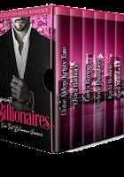 Blitz Sign-Up: Billionaires: Seven Sweet Billionaire Romances