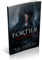 Tour: The Long Night: Blood Will Be Served by M.G. Darwish