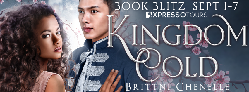 {Interview+Giveaway} Kingdom Cold Series by Brittni Chenelle