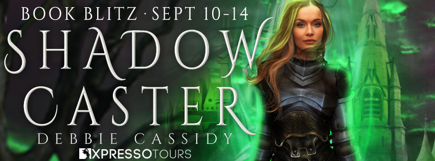 {Excerpt+Giveaway} Shadow Caster by Debbie Cassidy