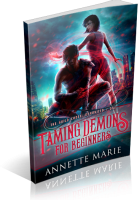 Tour: Taming Demons for Beginners by Annette Marie