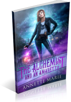 Blitz Sign-Up: The Alchemist and an Amaretto by Annette Marie