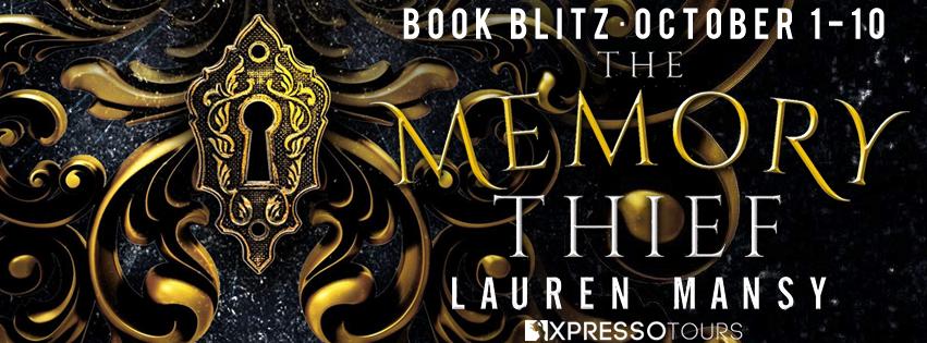 {Interview+Giveaway} The Memory Thief by Lauren Mansy