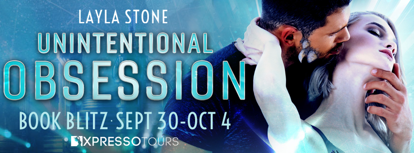 just released book Unintentional Obsession by Layla Stone. A scifi romance for adult readers. Read on for a interview with the author and a giveaway for a gift card and other great prizes.