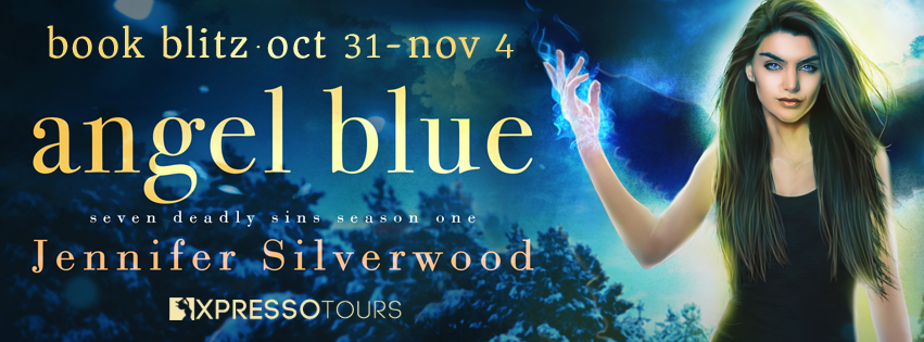 {Excerpt+Giveaway} Angel Blue: Season One by Jennifer Silverwood