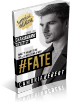 Blitz Sign-Up: #FATE by Cambria Hebert