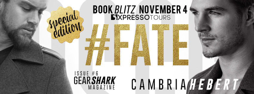 {Giveaway} #Fate by Cambria Hebert