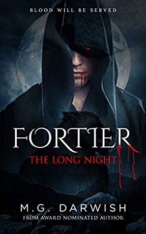 Excerpt: The Long Night: Blood Will Be Served (Fortier, #2