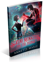 Blitz Sign-Up: Slaying Monsters for the Feeble by Annette Marie