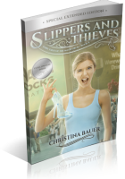 Tour: Slippers And Thieves by Christina Bauer