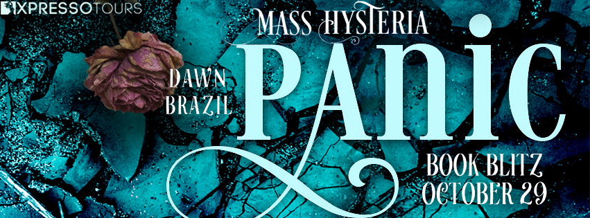 {Excerpt+Giveaway} Panic by Dawn Brazil